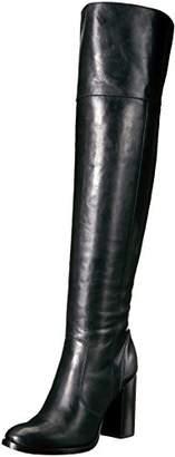 Frye Women's Claude OTK Leather Slouch Boot
