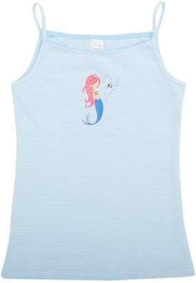 Benetton Girls Stripe Mermaid Vest