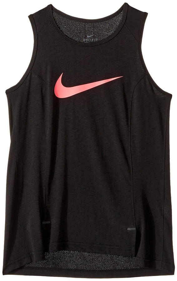 Nike Kids - Dry Basketball Tank Girl's Sleeveless