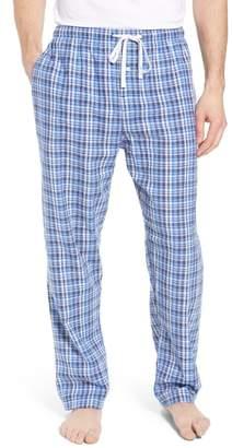Polo Ralph Lauren Walker Plaid Cotton & Linen Pajama Pants