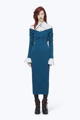 Marc Jacobs V-Neck Tube Dress