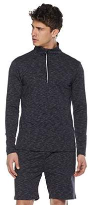 Goodsport Men's Mens's Go-Dry 1/4 Zip Stretch Pullover