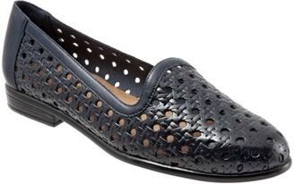 Trotters Liz Woven Loafer Flat