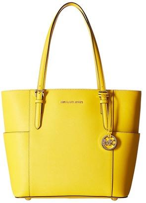 MICHAEL Michael Kors - Jet Set Travel Large Tote Tote Handbags $198 thestylecure.com