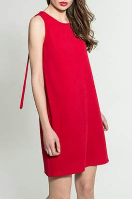 Smash Wear Red Grommet Dress