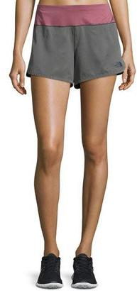 The North Face MA-X Training Shorts, TNF Dark Gray Heather $40 thestylecure.com