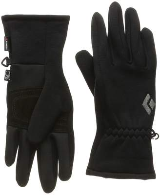 Black Diamond MidWeight ScreenTap Gloves Outdoor Sports Equipment