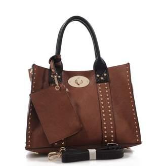 MKF Collection by Mia K Farrow Elissa Satchel Handbag