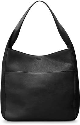 Shinola Cass Dearborn Leather Hobo