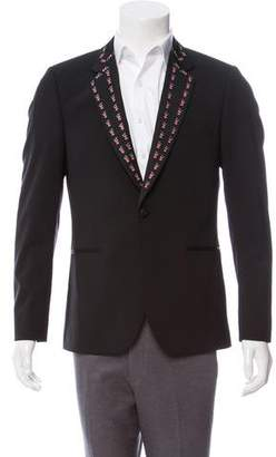 Paul Smith SoHo Fit Embroidered Blazer w/ Tags