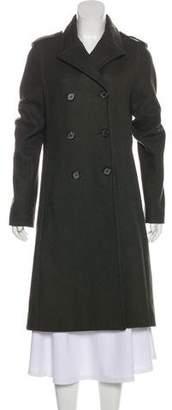 Nili Lotan Wool Long Coat