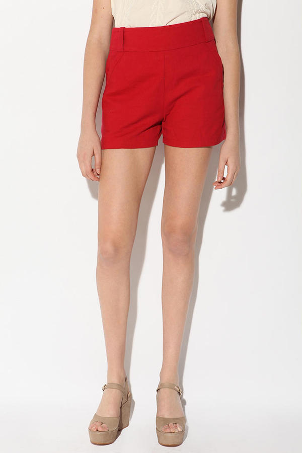 Lucca Couture High-Rise Short