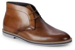 To Boot Waldorf Leather Chukka Boots