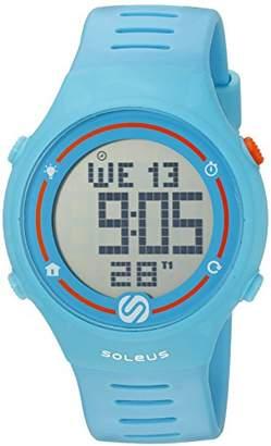 Soleus Unisex SR022-460 Sprint Digital Display Quartz Watch
