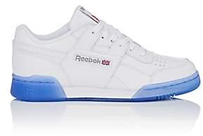 Reebok Women's Workout Plus Ice Sneakers-White