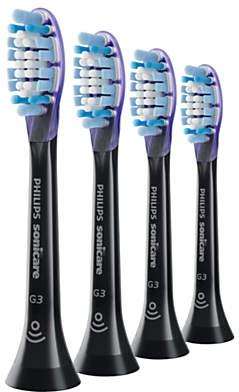 Philips HX9054/06 Sonicare Premium Gum Care Toothbrush Heads, Pack of 4