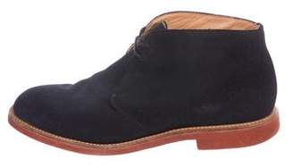 Mark McNairy New Amsterdam Suede Chukka Boots