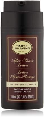 The Art of Shaving After-Shave Lotion - Sandalwood by for Men - 3.3 oz After-Shave Lotion
