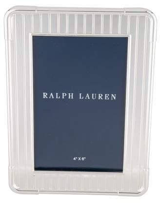 Ralph Lauren Stripe Picture Frame