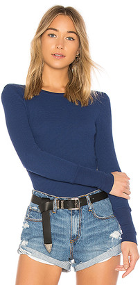 Bobi Long Sleeve Thermal Tee