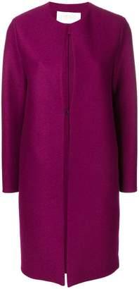 Harris Wharf London open single breasted coat