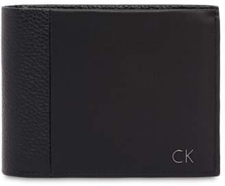 Calvin Klein Leather Coin Wallet