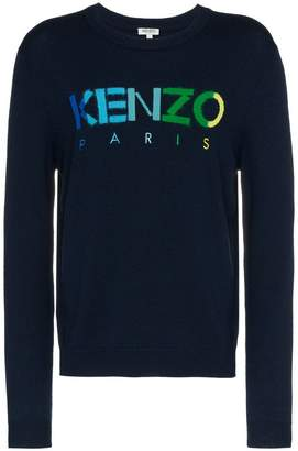 Kenzo knit crew neck sweater