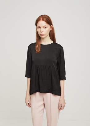 Lutz Huelle Fluid Etage Empire Waist Top