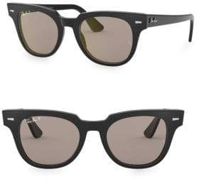 Ray-Ban RB2168 50MM Polarized Square Sunglasses
