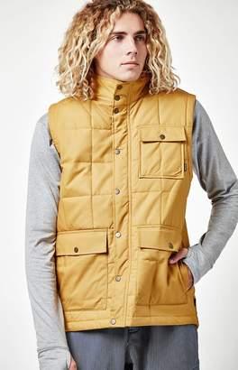 Burton Woodford Tan Snow Vest