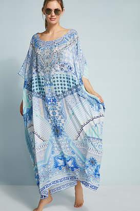 Camilla Day Dreamer Silk Caftan