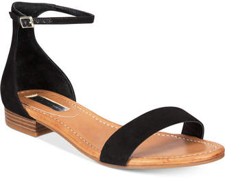 INC International Concepts I.n.c. Women's Yafaa Flat Sandals, Created for Macy's Women's Shoes