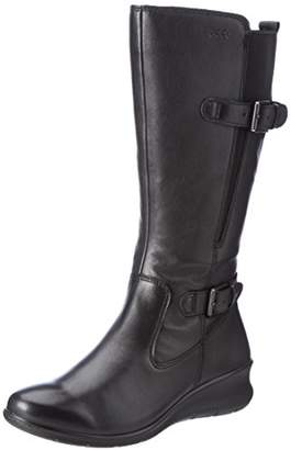 Ecco Women's Babett Wedge Gore-tex Winter Boot