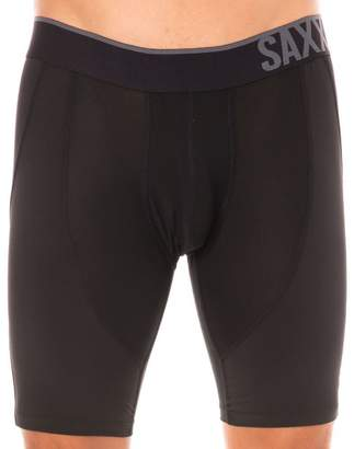 Saxx Men's 24 Seven Everyday Fly Lifestyle Boxer Underwear L