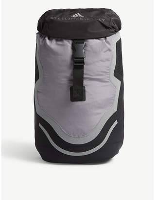 Run nylon and neoprene backpack