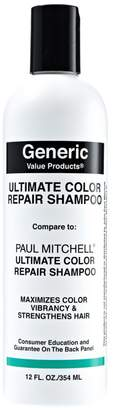 Paul Mitchell Generic Value Products Ultimate Color Repair Shampoo Compare to Ultimate Color Repair Shampoo