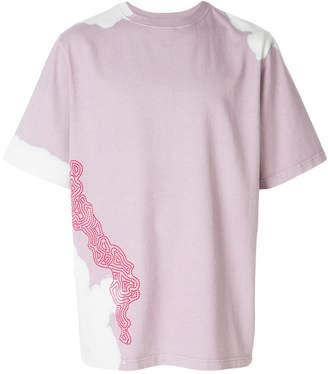 Damir Doma bleached effect T-shirt