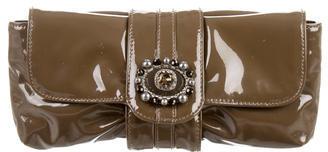 LanvinLanvin Patent Leather Clutch
