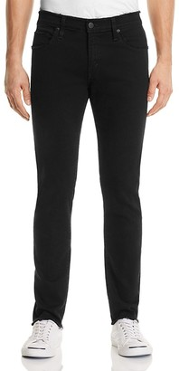J Brand Mick Frayed Super Slim Fit Jeans in Tycho $188 thestylecure.com