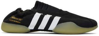 adidas Black Taekwondo Sneakers