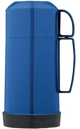 Thermos 7221atri6 16oz Glass Wide-mouth Food Jar With Folding Spoon Assortment