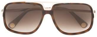 Marc Jacobs Eyewear top bar sunglasses