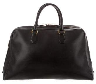 Tom Ford Leather Weekender