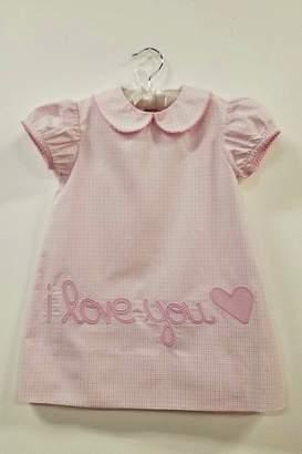 Lullaby Set I-Love-You Dress