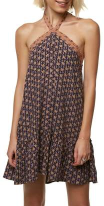 O'Neill Laila Halter Neck Dress