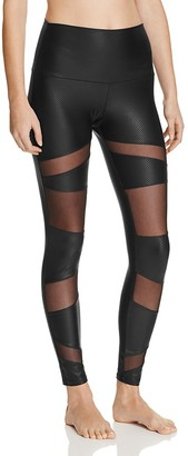 ONZIE Bondage Leggings - 100% Exclusive $78 thestylecure.com