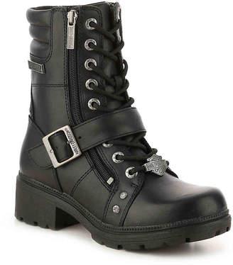 Harley-Davidson Tallyridge Combat Boot - Women's