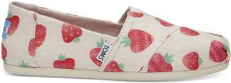 Toms Birch Strawberries & Cream Women's Classics