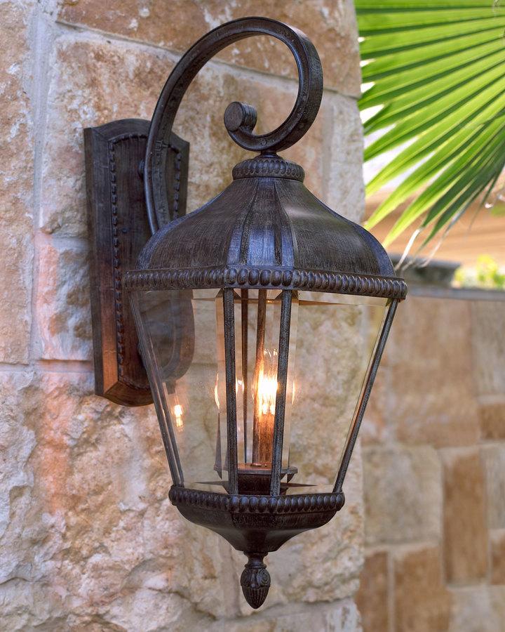 Horchow Portobello Lantern