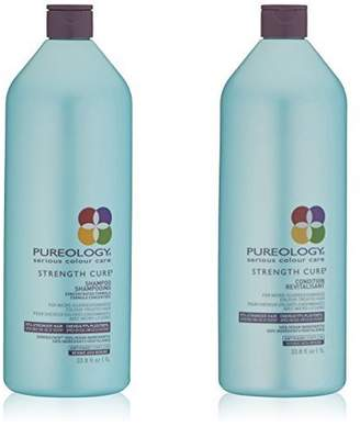 Pureology Strength Cure Shampoo & Conditioner Bundle